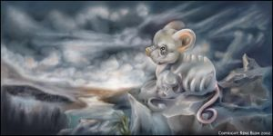 Mouse by nenne