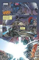 Godzilla Rulers of Earth issue 6 - pg5 by KaijuSamurai