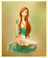 Belle de harem by Phenix--Land