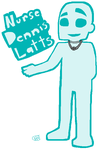 Day 18 - Dennis Latts by uhnevermind