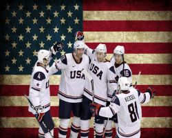 Team USA by Oultre