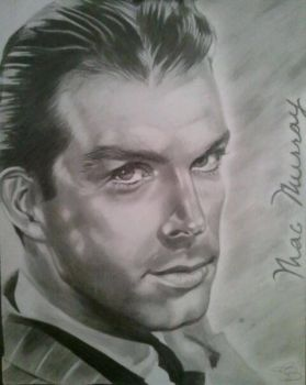 FRED MacMURRAY by MrsGrapeJuice