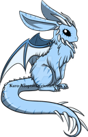 Greater Draco Lepus: Cio by Kuro-Creations