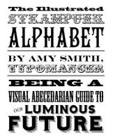 Steampunk Alphabet Book by willdrawforfood