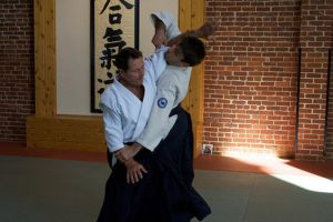 Aikido Christian Tissier by chavi-dragon