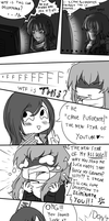 Stupid comic by Bleikiriya