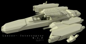 Lancer-Interceptor-3 by djomally