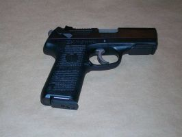 Stock Ruger P95- 2 by TheBitterBullet