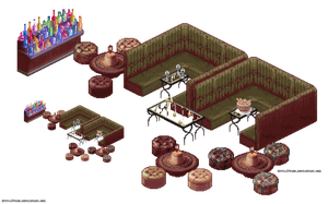 Fort Cheyenne: Bar Patches by fang