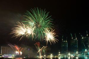 Fireworks by the Bay 2 by Shooter1970