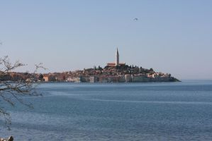 view to Rovinj town 12 by ingeline-art