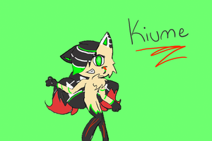 Kiume the Niisume by weavilebaby1220