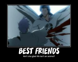 Best Friends Bleach Motivation by Aster-Phoenix-Wright