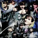 David Tennant blend 08 by HappinessIsMusic
