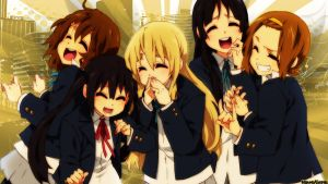 K-On Wallpaper 2 1280x720 by HanpaKureai