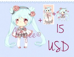 Adopt set 15 USD CLOSED by Miyee