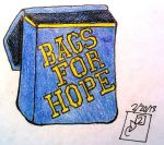 Bags For Hope 2 by Changeable-Destiny