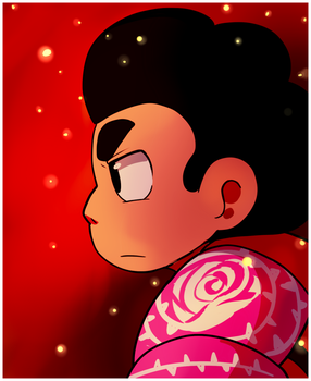 AU Steven by AngeliccMadness