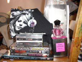 My Avril collection by KawaiiSteffu