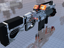 Ares Multi-Role Gun by orcbruto