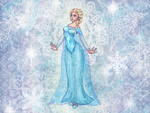 Elsa by doll-fin-chick