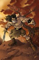 CONAN by natelovett