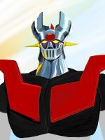 Mazinger Z - color process by ImRoGeR
