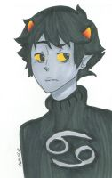Karkat Vantass by MartiniCup
