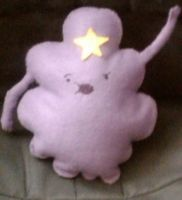 Lumpy Space Princess by crimsonashtree