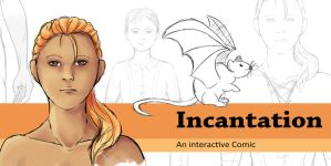 Incantation - An interactive Comic by Shiraw