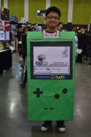 Game Boy Color by davidnguyen408