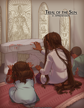 Trial of the Sun Chapter 2 Title by jeinu