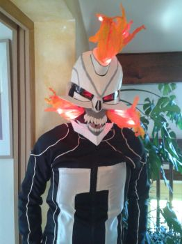 My All New Ghost Rider Cosplay 3 by CeramicHearted