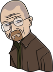 Walter White by guileite