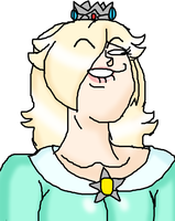 ROSALINA FACE by CrystalisZelda