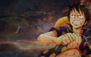 Luffy 10714 by NegaDot