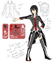 .:Ayane Wakana Design Contest Entry:. by Aiko188