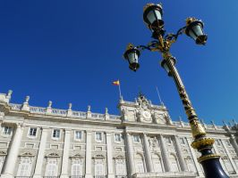 Palacio Real De Madrid by connie919