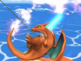 Charizard Wants To Be a Jedi by TheTweedleTwins