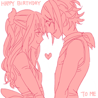 happy birthday to meee by Quere