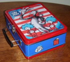 Cat in The Hat Lunchbox by debra-e