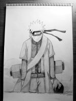 Naruto Sage Mode by Lightbringer023
