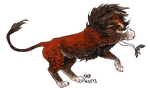 Lion by Ruineth