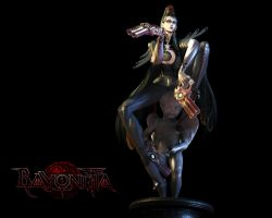 Bayonetta Wallpaper by Bjork4ever