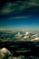 Over the clouds 1 by JennyTangen