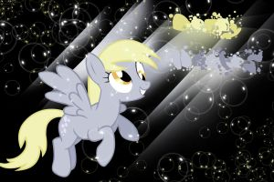 Derpy Bubbles! by PinkieStealthiePie