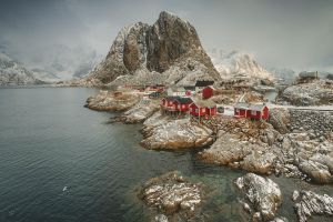 Hamnoy by Klarens-photography