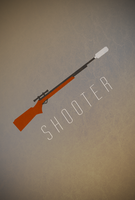 Shooter poster by SpaceDelusion