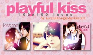 Playful Kiss Icon Pack by serena-hong