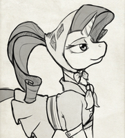 Camper Rarity Sketch by Enma-Darei